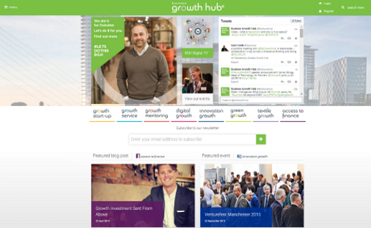 Business Growth Hub - continuing development on a website built in Umbraco v7, working along side a front end developer to deliver new functionality including a bespoke e-learning platform.
