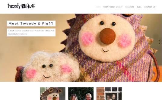 Tweedy & Fluff - a website delivered in a day using an unfamiliar CMS platform. Client needed a professional looking site quickly to promote a new pre-school series that they could quickly update and take on themselves.